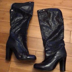 Jeffrey Campbell handmade Ibiza boots 7